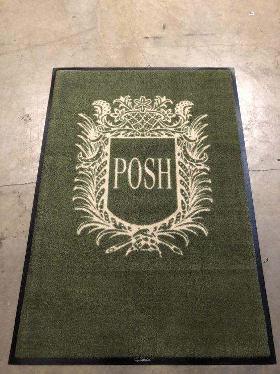 Logomatte POSH