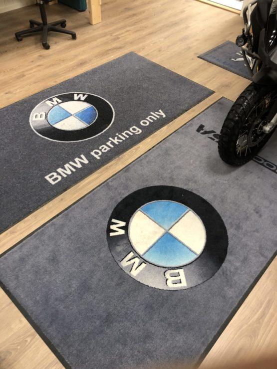 Logomatte MC BMW