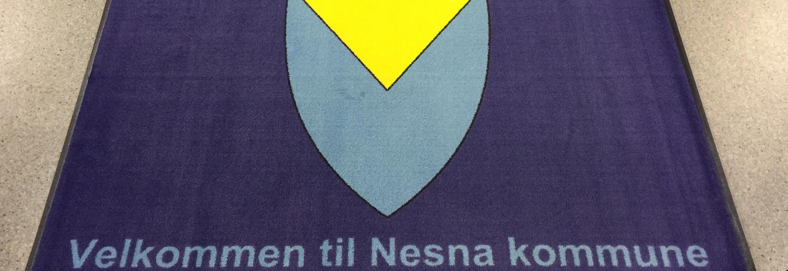 Logomatte motiv kommunevåpen
